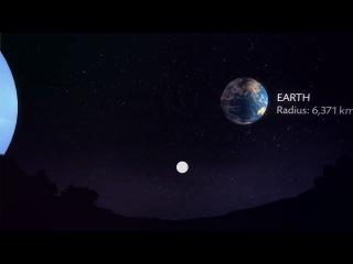 Если-бы на месте луны были другие планеты